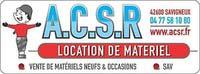 A.C.S.R. - Location de matériel BTP