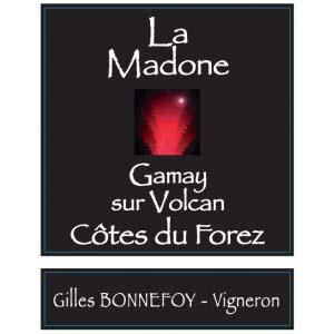 La Madonne - Gamay sur Volcan - Côtes du Forez